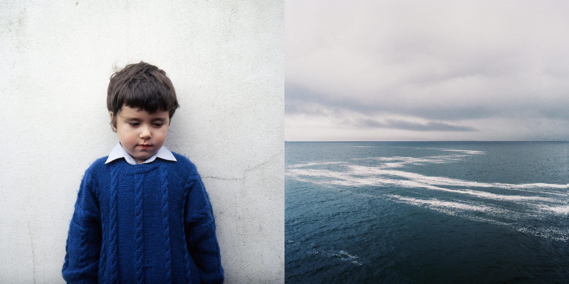 Deze foto (rechts) is aan te kopen via howitstarts.nl